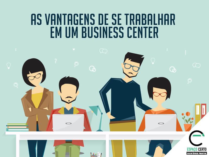 VANTAGENS DE TRABALHAR EM UM ESCRITÓRIO COMPARTILHADO