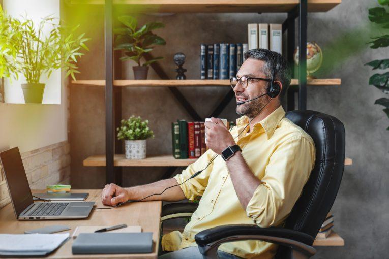 foco e privacidade no coworking